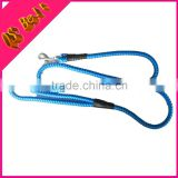 Easy Handle Blue Braide Rope Strong Dog Lead Leash