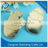 cute ice cream and cap cake shape pin badges and lapels of amazing design and image outlook for selling in Wenzhou