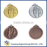 3D marathon artistic gymnastics rugby running gold silver bronze commemorative award metal medal                                                                         Quality Choice