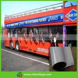 uv protection vinyl sticker outdoor printing media solvent ink pvc rolls black grey glue movable