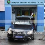Roller over car washing machine/wax foaming washing machine completely/Turn-in key project car washing machine
