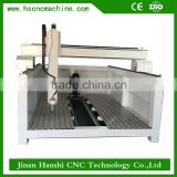 HS cnc vertical foam cutting machine styrofoam box making machine