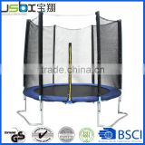 Upper Bounce 16 FT Fun And Fitness Outdoor Trampoline With Safety Enclosure Set