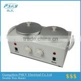 Professional Double Wax Warmer Wax Heater For Hair Removal
