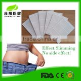 Support CE certificate original factory guarana slimming patch work weight loss patch fat burn patch