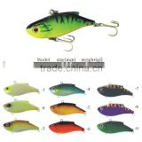 Vibration lure,Wobbler,fishing bait,fishing lure