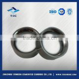China high quality tungsten carbide ring blue