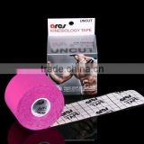Ares Kinesiology Tape / CE FDA ISO9001 / OEM custom / precut uncut printed / Made in Korea