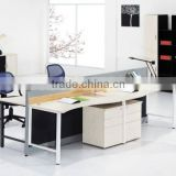 office furniture office workstations with partition for 45 screen