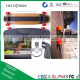 2016 New Freeman blank decks wholesale bearings wheel motor electric skateboard