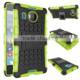 new china products for sale Heavy Duty Shockproof PC+TPU Cover case for nokia lumia 950 xl made in china