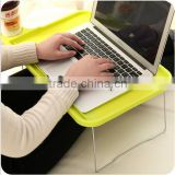 new Folding Laptop Table / Desk / Support Stand Desk Bed Sofa Tray Study Table