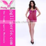 Elegant nightwear Women Silk Nighty Babydoll