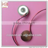Inquiry about 13.8mm 160KHz piezoelectric ultrasonic atomizer(ROHS)