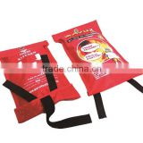 Professional Fiberglass Fire Blanket Price for Sale 1M*1M