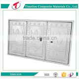 Composite rectangular smc manhole cover drain cover