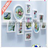 wholesale dropshipping china frame home funny photo frame wood furniture love photo frame wpc decking wpc panel for home decor