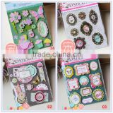 scrapbook cardstock decoration