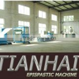 Polystyrene Sheet Making machine