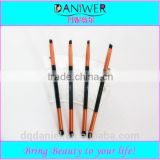 Good quality Drawing double sided eyeshadow brush synthetic eyeshadow makeup brush