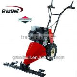 6.5HP B&S engine gasoline sickle bar scythe mower with CE approval