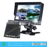 4CH Full D1 Bus Mobile Dvr Mdvr with 2TB HDD &32GB Sd Card 3G WIFI,car cameras image switch control box XY-9639