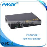 Support RS232 signal unidirectional transmission 1080P video HDMI optical transmitter receiver