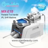 Mini beauty equipment shr ipl laser system permanent hair removal machine price for home use