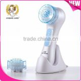 Mini and portable face cleaner, facial brush, body massage on sale
