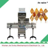 semi automatic cook canned baked beans granule filling machine