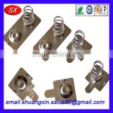 Customized stainless steel/carbon steel battery metal stamping parts,auto metal stamping parts