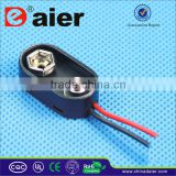 Daier I type Battery Snap Clip 9v battery snap