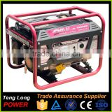 ce/iso China factory price ac single phase gasoline generator for sale philippines