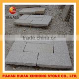 artificial granite mushroom stone stair steps for landscaping