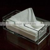 Factory High Quality Clear Tissue Box/Tissue Box Cover
