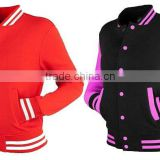 Unisex/Mens/Womans Varsity custom baseball jacket,Youth baseball jackets wholesale