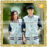 Custom logo letterman varsity jacket wholesale woman, varsity baseball jackets woman
