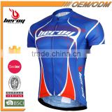 BEROY 2016 pro teams cycling jersey, custom men / women short sleeve thermal road bike wear
