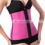 9 Steel bones mature women shaping waist slimming corset