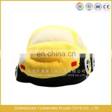 Custom plush stuffed toy car for baby