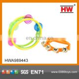 Good Quality Kids Plastic Tambourine