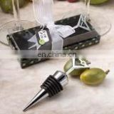 Marvelous Martini Design Wine Bottle Stoppers