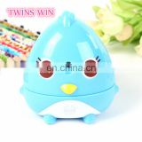 2018 Korean kids stationery items cartoon pencil sharpener machine for studnts kids animal pencil sharpeners