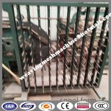 Stainless steel big wire coarse mesh window screen weaving machine