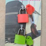 2 Piece Travel Lock Set with Key