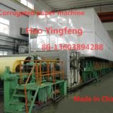 Kraft paper making machine,2400mm/30T corrugated paper machine