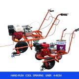 Hand-Push Cool Spraying Liner airless diaphragm pump machine china supplier