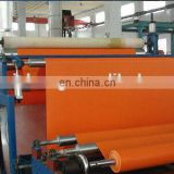 650gsm orange pvc canvas tarpaulin roll fabric for truck cover, pool liner