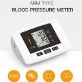 Blood pressure monitor 2019 new design high accuracy household A17