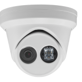 6 MP WDR Fixed Turret Network Camera with Build-in Mic
